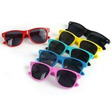 Cool Kids Baby Boys Girls Sunglasses Plastic Frame Child Goggles 7 Colors C41