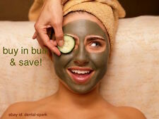 AUTHENTIC NATURAL DEAD SEA FACIAL MUD MASK - NEW CHOOSE QUANTITY OF MASKS NEEDED