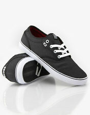 Globe Shoes Motley Black Speckled FREE POST New Skateboard Sneakers