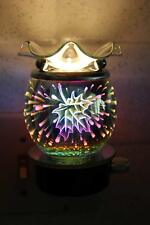 Aroma Night Light, Electric Oil Warmer Nightlight with Dimmer, Wall plug in