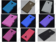Multi Color Matting TPU Silicone CASE Cover For Sony Xperia S LT26i