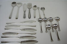 Flatware Lot Including Silverplate–Reed & Barton, Prima, Imperial