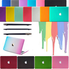 Keyboard Cover+Hard Shell Case Cover for Laptop Macbook Air/Pro 11 13 15 Retina