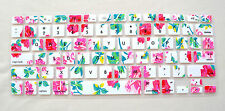 Keyboard Silicone Skin Cover for Apple Macbook Pro 13 15 17 inch(US Keyboard)