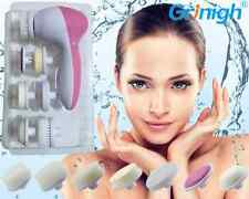 Deep Cleansing Facial Massager Brush, 7/8/9 Heads Exfoliating Cleansing Pumice