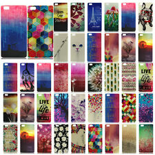 Vogue -YX Design Thin 0.3mm Transparent Soft TPU Case Cover For Huawei P8 Lite