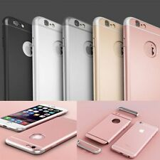 Luxury Ultra-thin Electroplate Hard Back Case Cover For Apple iPhone 6 6S PlusSE