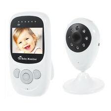 New 2.4G Wireless Digital Video Baby Monitor with 2.4-inch TFT LCD Screen