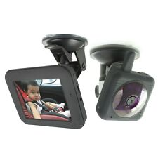 2.4G Wireless Camera 3.5-inch Video Audio Car Baby Monitor IR Night Vision