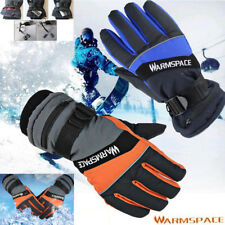 2000mAh Rechargeable Battery Electric Heated Outdoor Work Winter Warmer Gloves