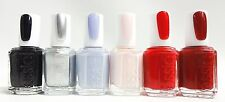Essie Nail Polish Lacquer Colors of Your Choice Winter 938 - 942 .42oz/13.5mL