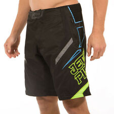 Jetpilot NEW Gravity 2S15 Boardies Black Green Mens Wakeboard Boardshorts SALE