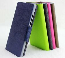 For HTC EVO 3D G17 Oracle Bone Vein PU Leather Flip Wallet Case Cover