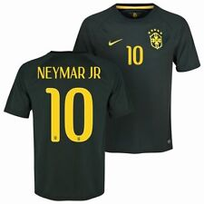 NIKE NEYMAR JR BRAZIL AUTHENTIC 3RD JERSEY FIFA WORLD CUP BRASIL 2014