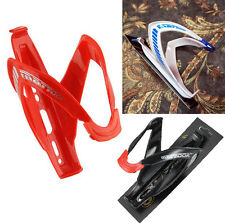 Cycling Road MTB Bike Water Bottle Cage Holder Rack Sports 3 Colors NEW