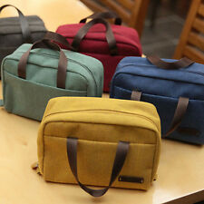 Makeup Pocket Bag Jean Style - New Colors Cosmetics Case Travel Organizer Pouch