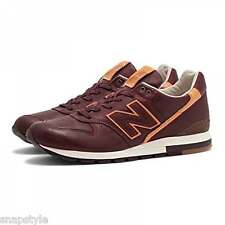 Men's NEW BALANCE M996BHR Horween Leathers Collaboration MADE IN USA Brown