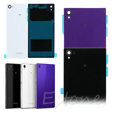 Back Battery Door Glass Panel Case Cover For Sony Xperia Z1 L39h C6903 C6906 NEW