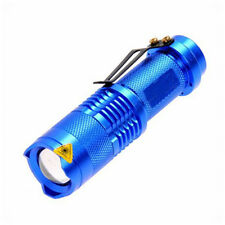 UltraFire CREE Q5 300 Lumen 14500 ZOOMABLE LED Flashlight 3modes Zoom Lamp Torch