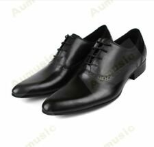 Mens Fashion New Brougue Comfort Lace Up Formal Dress Oxfords Shoes