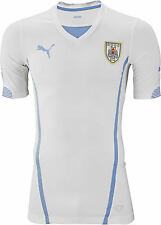 PUMA URUGUAY AWAY JERSEY FIFA WORLD CUP BRAZIL 2014