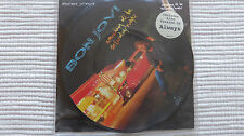 Bon Jovi - Someday I'll Be Saturday Night (rare) Picture Disc