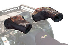 ATV Handlebar Mitts Kolpin Geartector Gauntlets Back, Mossy Oak New Breakup