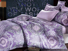 Single/Double/Queen/King Size Bed Quilt/Duvet Cover Set-Princess Palace