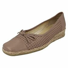 Ladies Van Dal Wide Fitting Casual Shoes, Cambria
