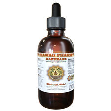 Mandrake Liquid Extract, Mandrake (Mandragora Officinarum) Dried Root