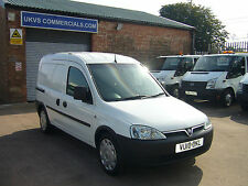 2010 Vauxhall Combo 1.7  Mpv 5 Seater Crew Cab Van or use as a Van