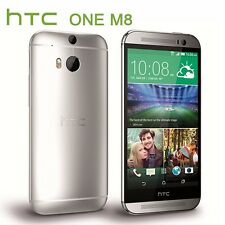 Original  HTC One M8  - 32GB -  (GSM Factory Unlocked) SmartPhone Gold Red Grey