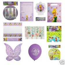 Disney Fairies / Tinkerbell Party Supplies - Choose what you need!