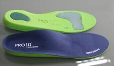 Orthotic Insoles Pair All Sizes Support Arch Heel Foot Pain Full Length Shoe Fit