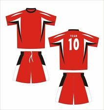 20 CUSTOM TEAMWEAR CLUB FOOTBALL SOCCER UNIFORM KIT SETS JERSEY SHORTS SB-14