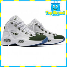 Men's Reebok Question Mid Basketball Shoes Mens classic sneaker must have rare