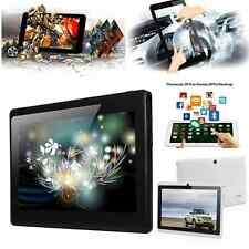 "6 Colors 7"" A33 Google Android 4.4 Quad Core 1G Tablet PC Bluetooth EU"