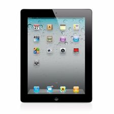 Apple iPad 2 WiFi Tablet Choice of Storage Size and Color