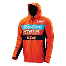 KTM TLD Factory Team Zip-Up Jacket Sizes S M L XL 2XL