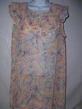 Cabi Women's Flashback Tunic/blouse/top #837 Spring 2012 NWT Multi color