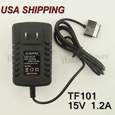 New 15V 1.2A AC Travel Wall Charger Adapter For Asus Eee Pad Transformer TF101