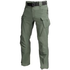 Helikon Outdoor Tactical Mens Combat Trousers Hunting Fishing Cargo Pants Olive