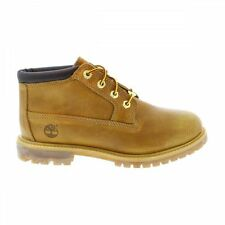 A12OM Timberland Women's Nellie Chukka Double Waterproof Boot Black All Sizes