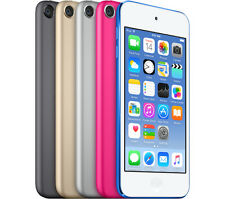 Apple iPod touch 6th Generation 64GB MP3 Player Blue Pink Silver Gray Gold
