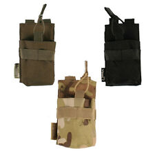 Viper Tactical GPS or Radio Gadget Molle Pouch, Green, Black, VCAM