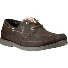 Timberland Men's Earthkeepers Kia Wah Bay Handsewn Boat Shoes NEW!!