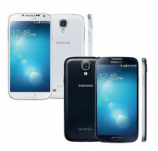 5-Inch Unlocked Samsung Galaxy S4 L720 4G Mobile Phone - 16GB 13MP - Black/White