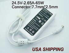 New 65W Replacement AC Laptop Adapter Charger for Apple Powerbook G4,iBook G4