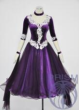 Women Ballroom Competition Dance Smooth Waltz Tango Standard Dance Dress #3149