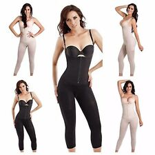 Fajate Full Body Thermal Shaper Firm Girdle Control Faja Colombiana TermicaCapri